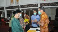 Gubernur Sumbar Irwan Prayitno, Sekdaprov Sumbar Drs Alwis dan Kabiro Bina Mental Syaifullah