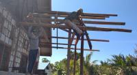 TMMD: Gotong-royong Jadi Budaya Warga Kampung Dorba