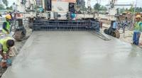 Pengerjaan Jalan Tol Padang-Pekanbaru STH 0-4,2 Kilometer (Padang - Sicincin)