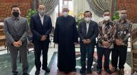 Delegasi Indonesia bertemu Syeikh Al-Azhar di Kairo