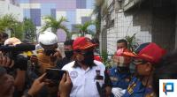 Kadis Damkar Kota Padang Dedi Henidal