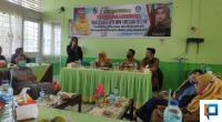 Peluncuran Radio Edukasi di SMPN1 Kecamatan Luhak