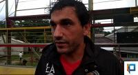 Pelatih Kepala Semen Padang FC Eduardo Almeida