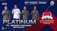 Tim Crosser PT Semen Padang