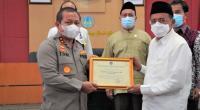 UNP Apresiasi Kepolisian Daerah Sumatera Barat di Bidang Kamtibmas
