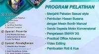 UPT BLK Agam buka Pendaftaran