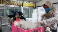 Pakte bantuan untuk korban gempa