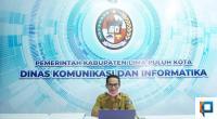 Fery Chofa, SH yang merupakan Kepala Dinas Kominfo selaku Juru Bicara Gugus Tugas Penanganan Covid-19 Kabupaten Lima Puluh Kota