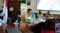 Genius Umar saat membuka seminar asia pasifik
