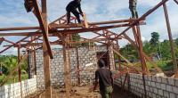 Warga Kampung Dorba Tak Tinggal Diam Melihat Kondisi Kampungnya