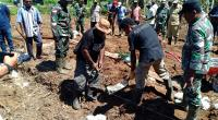Warga Kampung Dorba Ucapkan Terima Kasih kepada TNI
