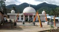 Masjid Ihsan Sungai Patai dibangun secara gotong royong oleh masyarakat