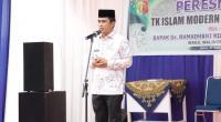 Wawako Solok, Dr. Ramadhani Kirana Putra sambut positif hadirnya sekolah TK Islam Fahmil Qur'an di Kota Solok