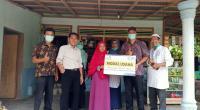 Kegiatan YBM PLN Sumbar UP3 Padang di tengah pandemi corona