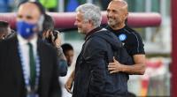 Jose Mourinho dan Luciano Spalletti