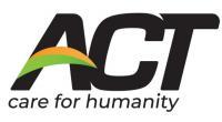 Logo baru ACT