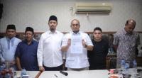 Andre Rosiade dan Erman Safar melihatkan kontrak politik kader Gerindra andai menang Pilwako Bukittinggi akan mencabut Perwako 40 dan 41/2018 pada Maret 2020 lalu.