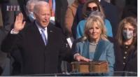 Joe Biden dilantik sebagai Presiden AS ke-46.