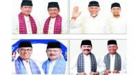 4 pasangan calon Gubernur Sumbar pada Pilkada 2020