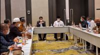 Kemenag gelar FGD bersama Kemenkes dan PPIU bahas skema ibadah umrah saat pandemi, Selasa (19/10/2021)