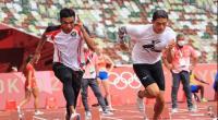 Sprinter putra Indonesia Lalu Muhammad Zohri