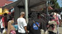 Pasar murah Padang