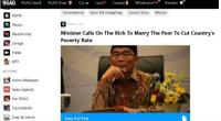 Fatwa si kaya wajib nikahi si miskin masuk 9gag