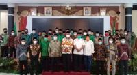 Hadiri Pelantikan DPW PUI Sumbar, Supardi: Semoga PUI Bisa Rekatkan Persatuan yang Mulai Renggang