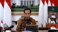 Presiden Joko Widodo atau Jokowi