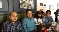 Nurdin Ruditia dan tim kuasa hukumnya