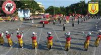 Marching Band Semen Padang saat memeriahkan kegiatan tahunan Semen Padang yang digelar sebelum pandemi Covid-19