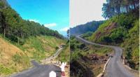 Jalur maut Lio menyuguhkan keindahan alam yang memesona (