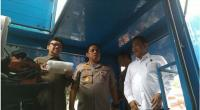 Menpan RB Tjahjo Kumolo (kiri) bersama Wakapolri Komjen Pol Gatot Eddy Pramono saat pemusnahan barang bukti narkoba di Polda Metro Jaya, Rabu (19/2/2020