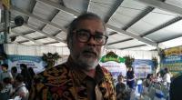 Ketua Komnas Perlindungan Anak (Komnas PA), Arist Merdeka Sirait di Surabaya, Jawa Timur.