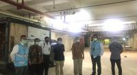 Kunjungan PLN UP3 Padang ke RS Unand
