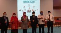Peluncuran Aplikasi Bigstar di RSUP M Djamil Padang
