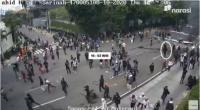 Tangkapan Layar Video Penelusuran Mata Najwa Terkait Perusakan dan Pembakaran Halte Sarinah