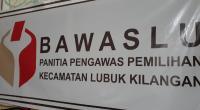 Panwas Kecamatan Lubuk Kilangan buka pendaftaran Panwas Kelurahan