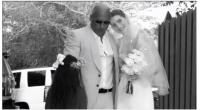 Vin Diesel di pernikahan Meadow Walker, anak Paul Walker
