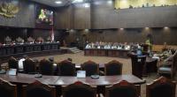Wakil Ketua Komisi IX DPR RI Sri Rahayu saat di Ruang Sidang Pleno Mahkamah Konstitusi RI, Jakarta, Senin (27/1/2020)
