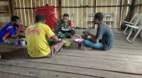 Warga Kampung Dorba Termotivasi