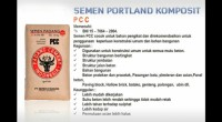 Semen Jenis PCC