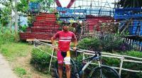 Ketua Ikatan Sport Sepeda Indonesia (ISSI) Kabupaten Pesisir Selatan, Subchandri Ut