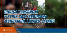 Detik-detik Menegangkan Warga Padang Evakuasi Jasad Bocah dari Atap Genteng