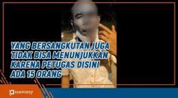 Ini Kata Kapolsek Lubuk Kilangan Terkait Video Pria Berdarah di Pos Penyekatan Padang Solok