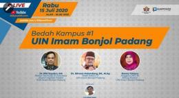 LIVE - Bedah Kampus Universitas Islam Negeri (UIN) Padang