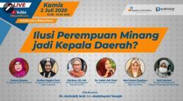 LIVE - Ilusi Perempuan Minang Jadi Kepala Daerah?