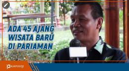 Pariaman Jadi Primadona Baru Wisata Sumatera Barat